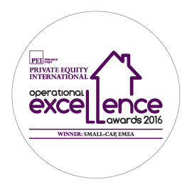 Operational Excellence - Awards 2016